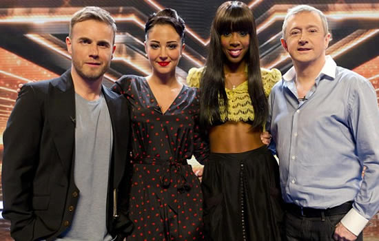 X Factor Judges 2011 x factor | Boss...